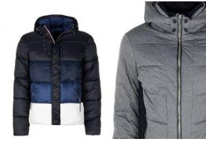 a21a440cddd96 Eleganckie płaszcze i kurtki męskie ocieplane na jesień i zimę tanio ...