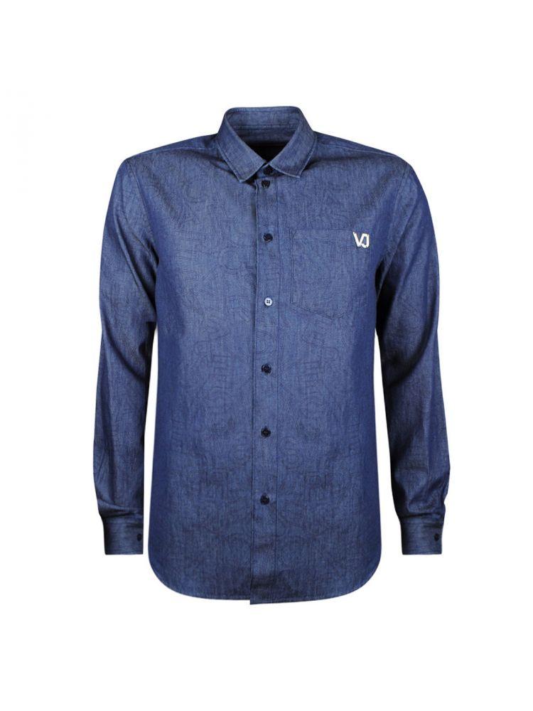 Jeansowa koszula Tommy Hilfiger
