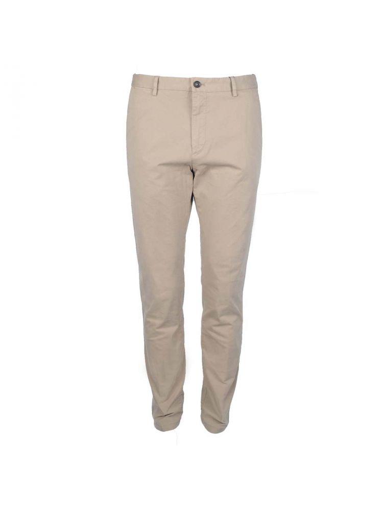 Spodnie Tommy Hilfiger beżowe