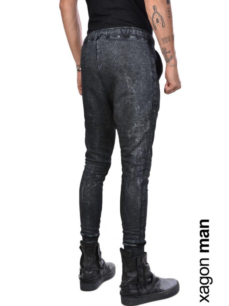 Xagon Man spodnie Low Rise