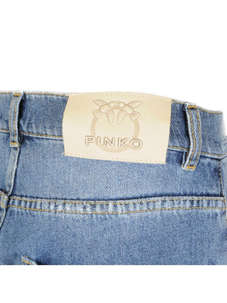 "Pinko Jeansy ""Lupin 23 Slouchy"""