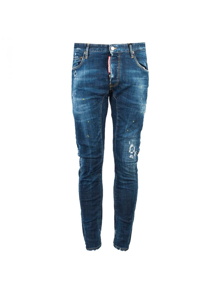 "Dsquared Jeansy ""Tidy Biker"""